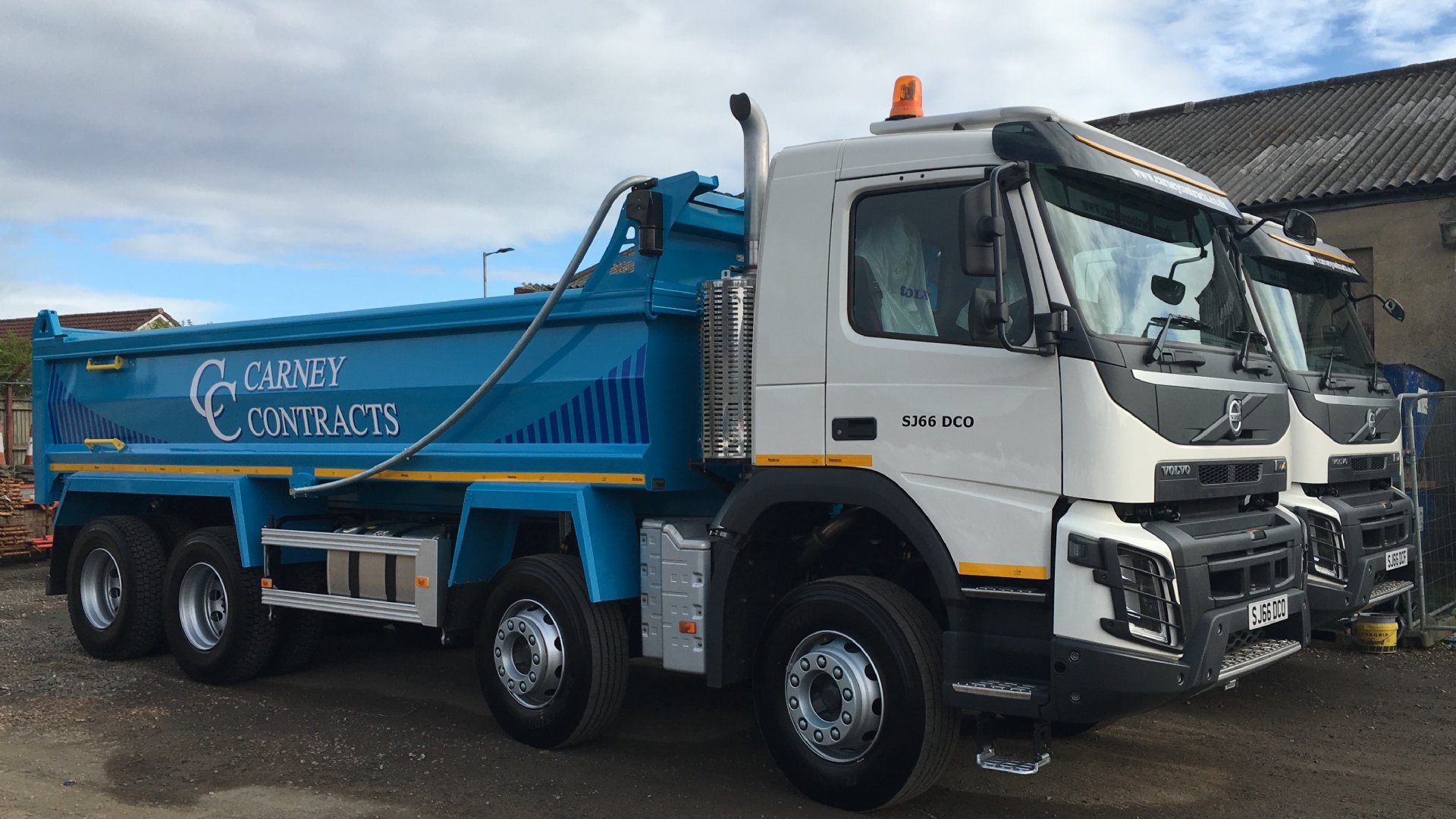 New Acquisitions for our haulage division